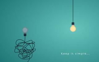 keep marketing simple