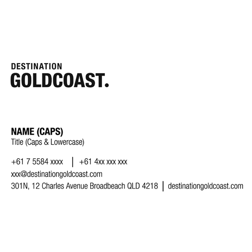 DGC Stationery Business Card