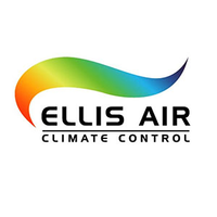 Ellis Air Conditioning Business Cards