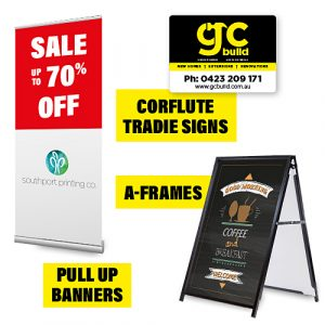 pullup banners southport