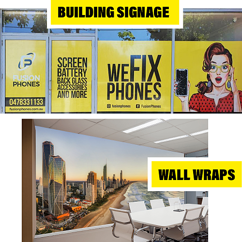 wall wraps southport